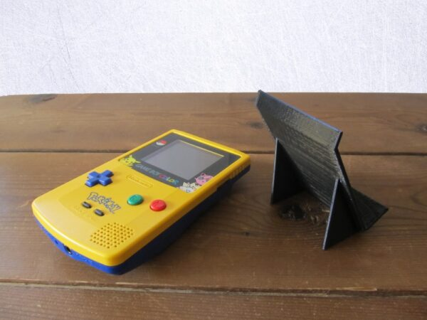 Game Boy Color Stand - TinkerGryphon.com